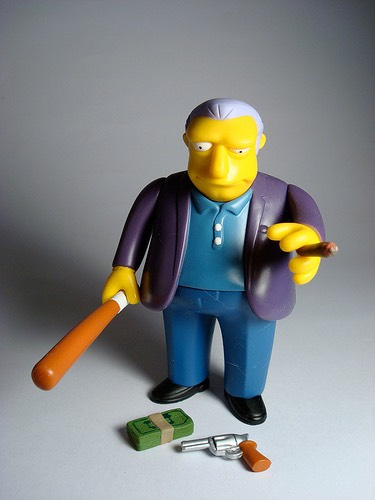 Fat Tony Doll